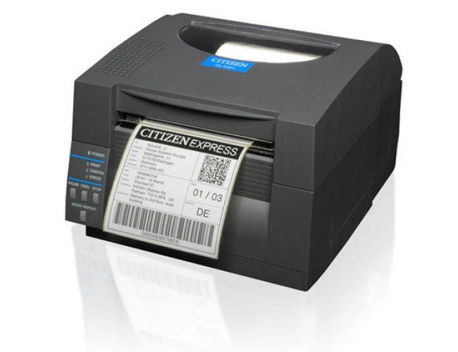 Impresora de etiquetas térmica Citizen CL-S521DT