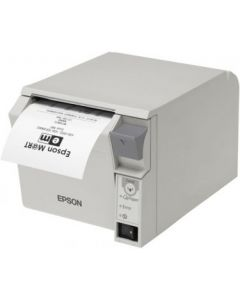 Impresora de Tickets Térmica Epson TM-T70II Beige