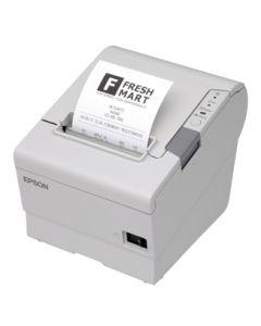 Impresora Tickets Termica EPSON TM-T88V Blanca